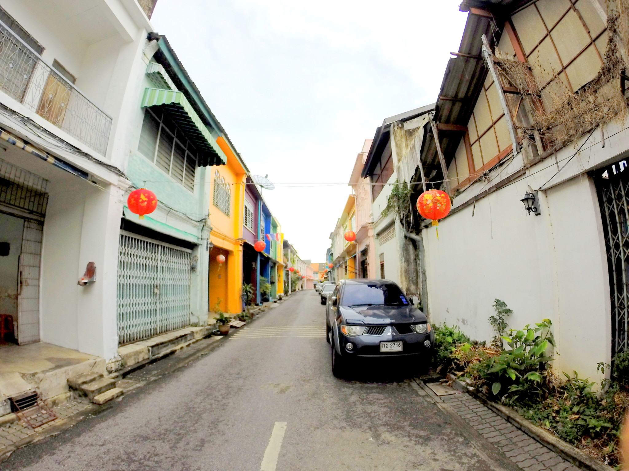 A Journey Through Phuket's Old And New