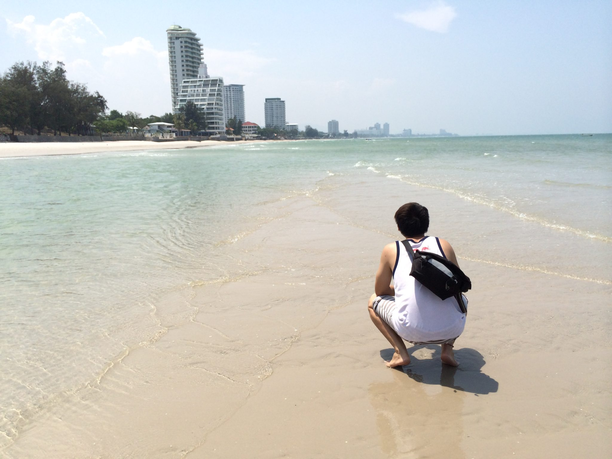 From City to Beach, Here's What We Did In Bangkok – Hua Hin (2014)