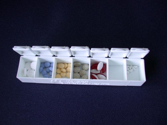 essential travel items medicine box