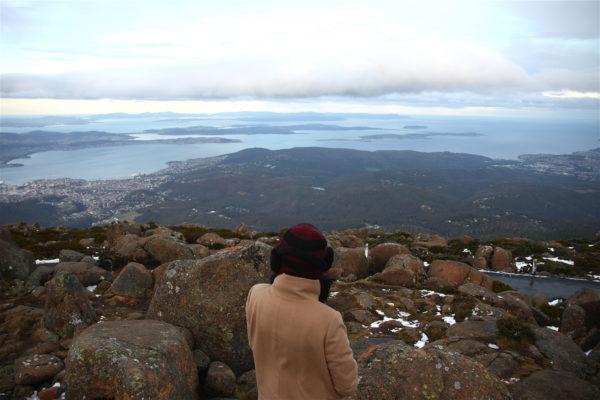 Mount Wellington / Tasmania