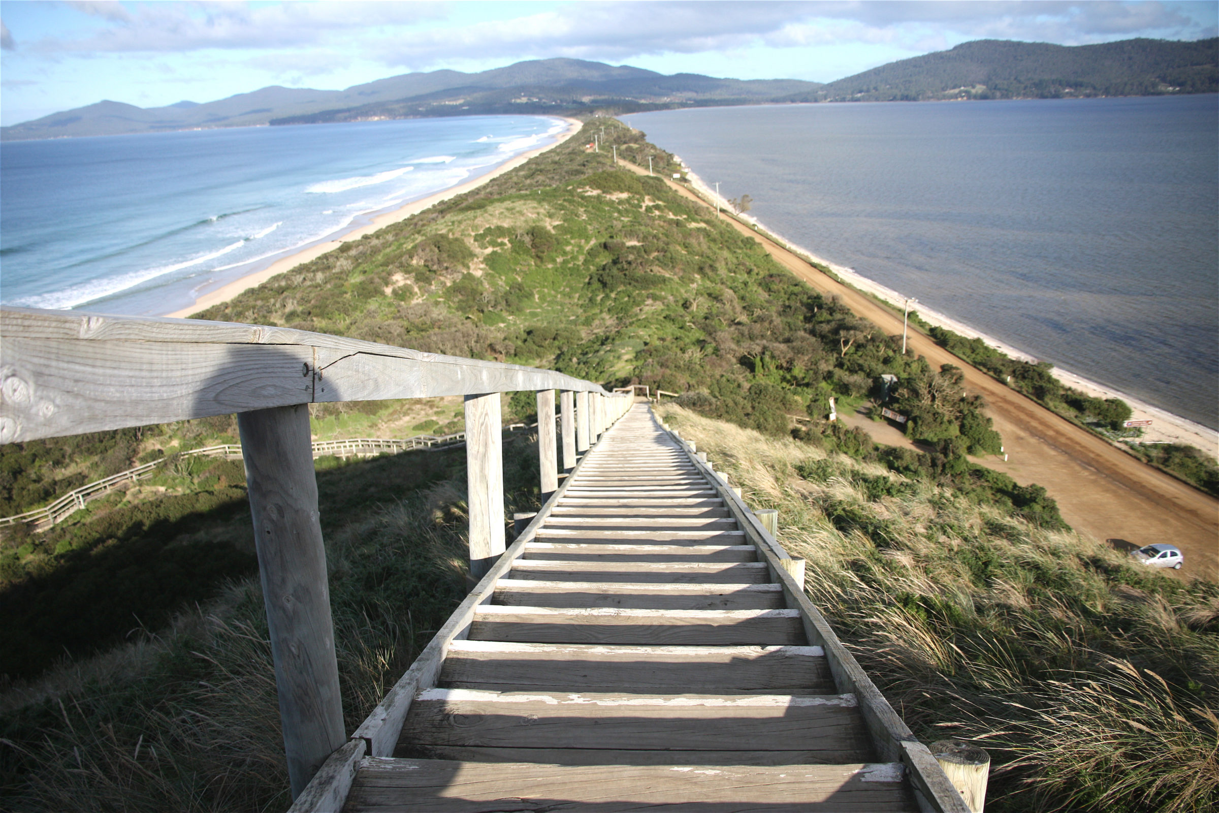 Tasmania Road Trip Itinerary, Day 2: Bruny Island
