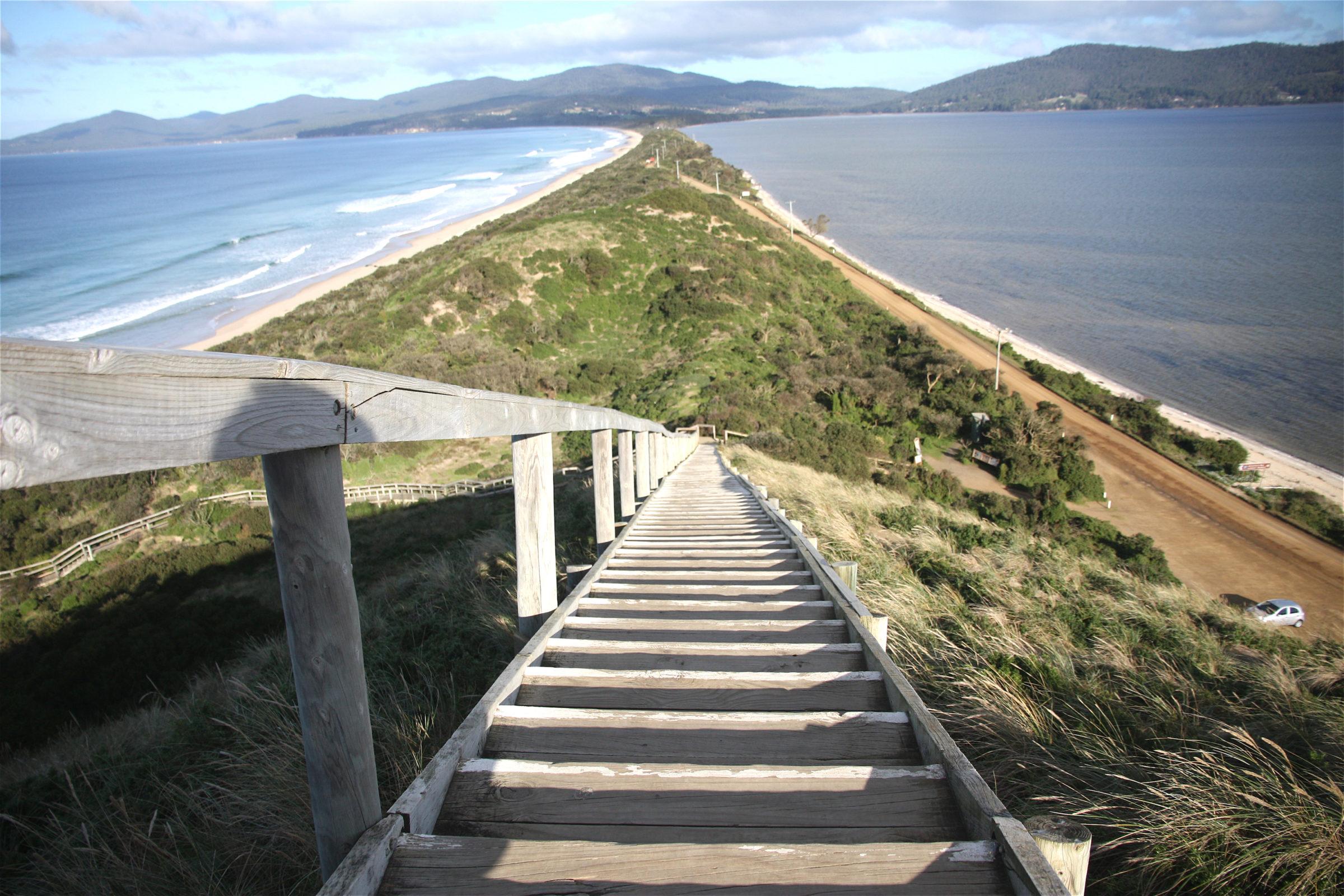 Tasmania Road Trip Itinerary, Day 2: Bruny Island