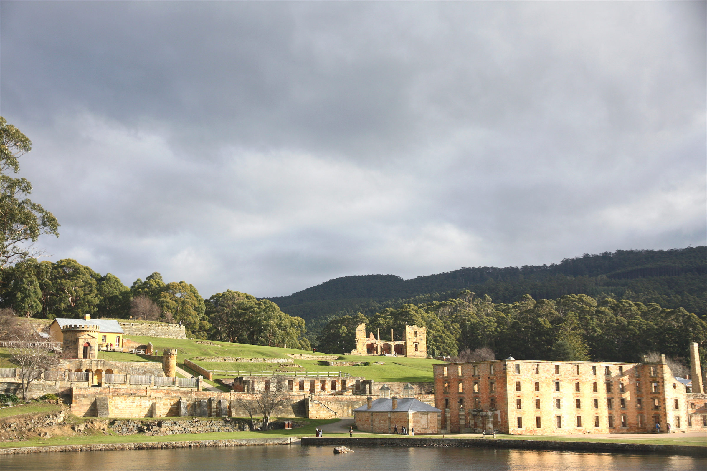 Tasmania Road Trip Itinerary, Day 3: Port Arthur