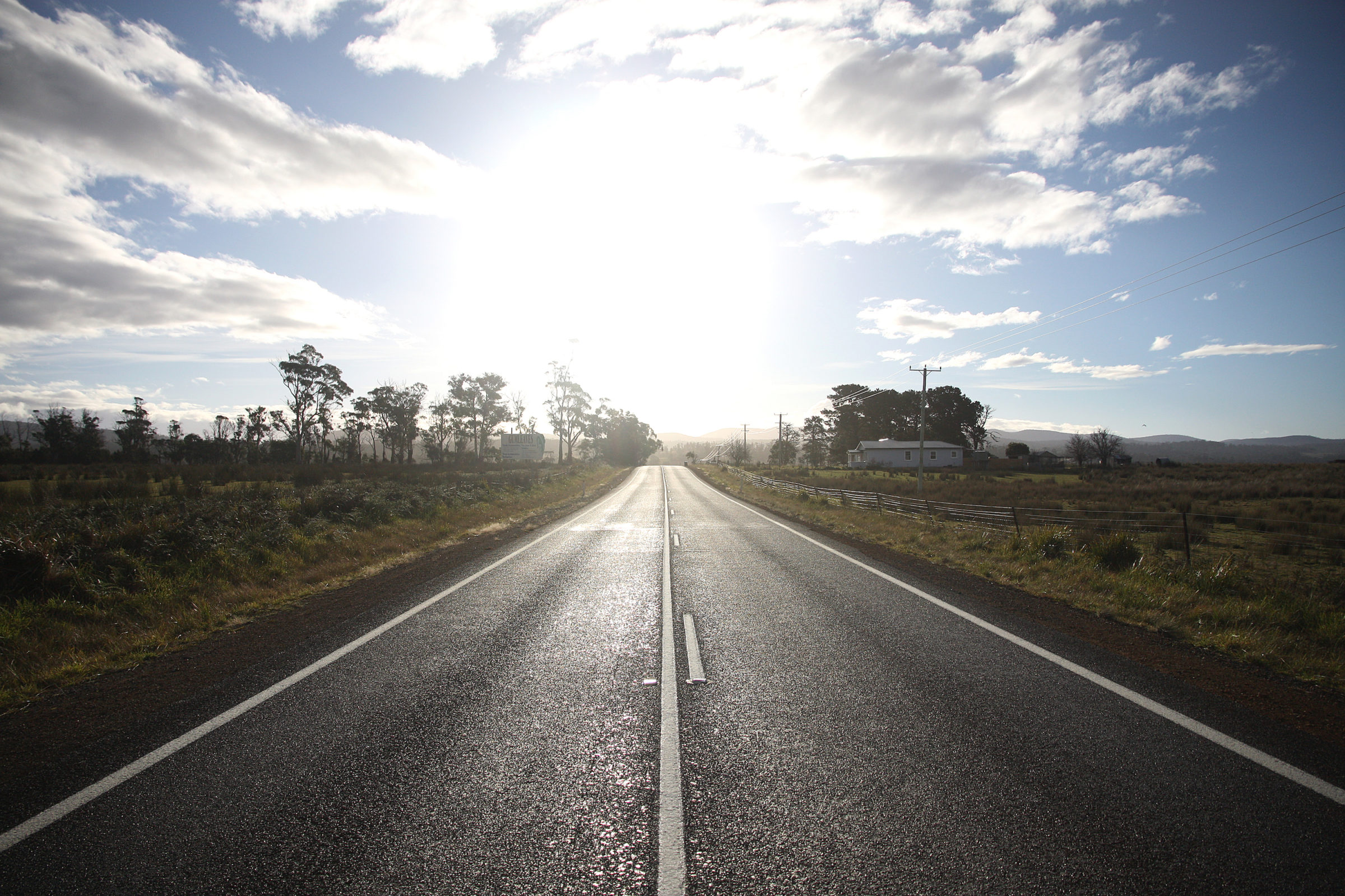 1000km, 100kg, 10 Days, and 1 Scenic Tasmania Self-Drive Road Trip (Itinerary Included)