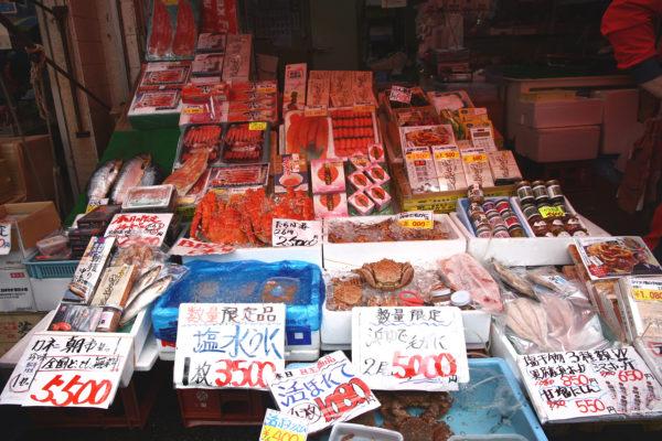 Morning Market / Hakodate 10