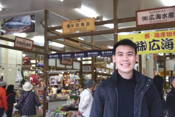 Morning Market / Hakodate 12