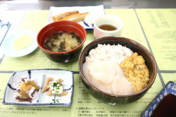 Morning Market / Hakodate 4