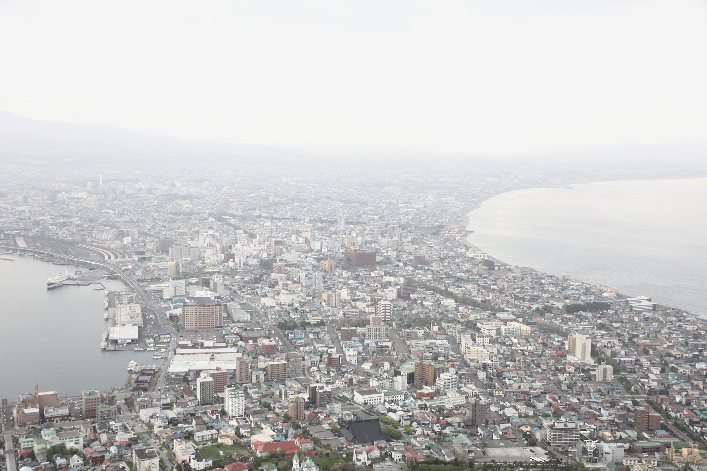 Hokkaido Road Trip Itinerary, Day 1 & 2: Hakodate