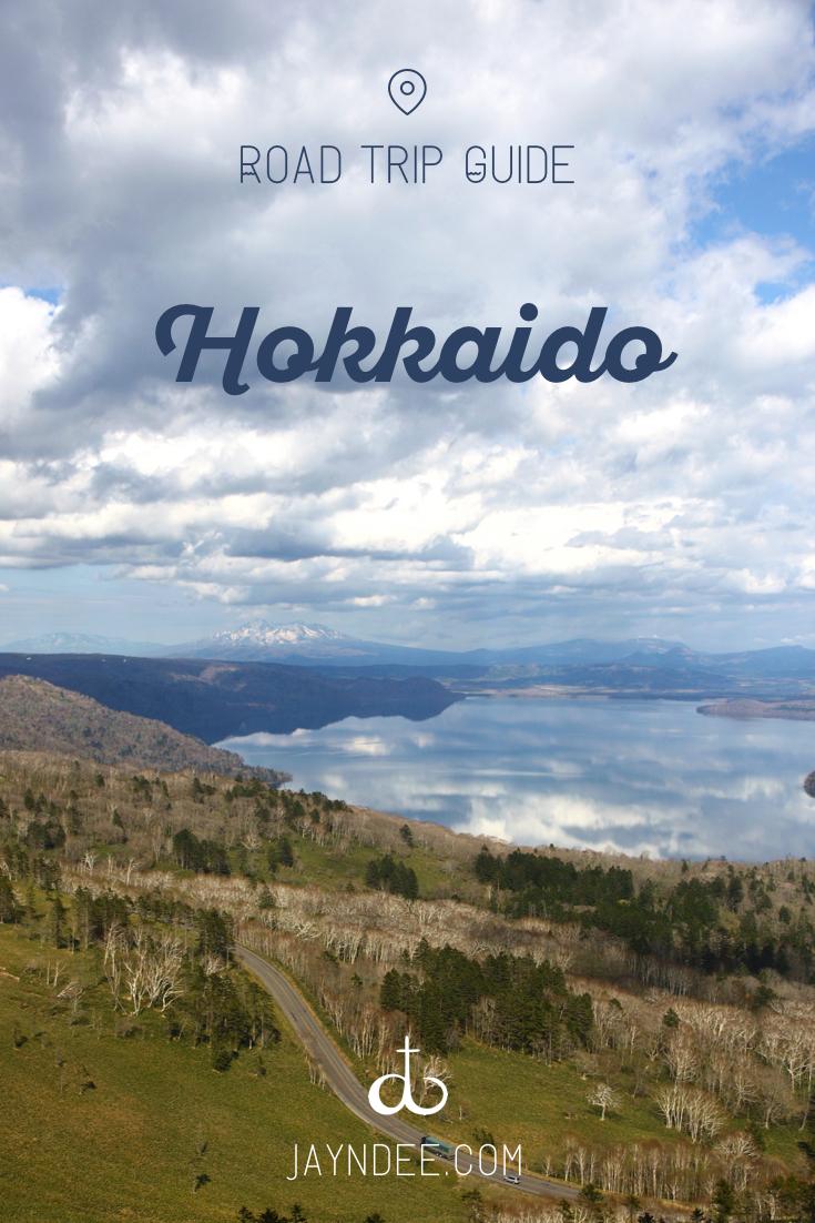 hokkaido road trip itinerary