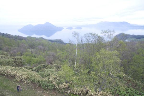 Lake Toya 4 / Noboribetsu