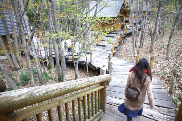 Ningle Terrace 2 / Furano