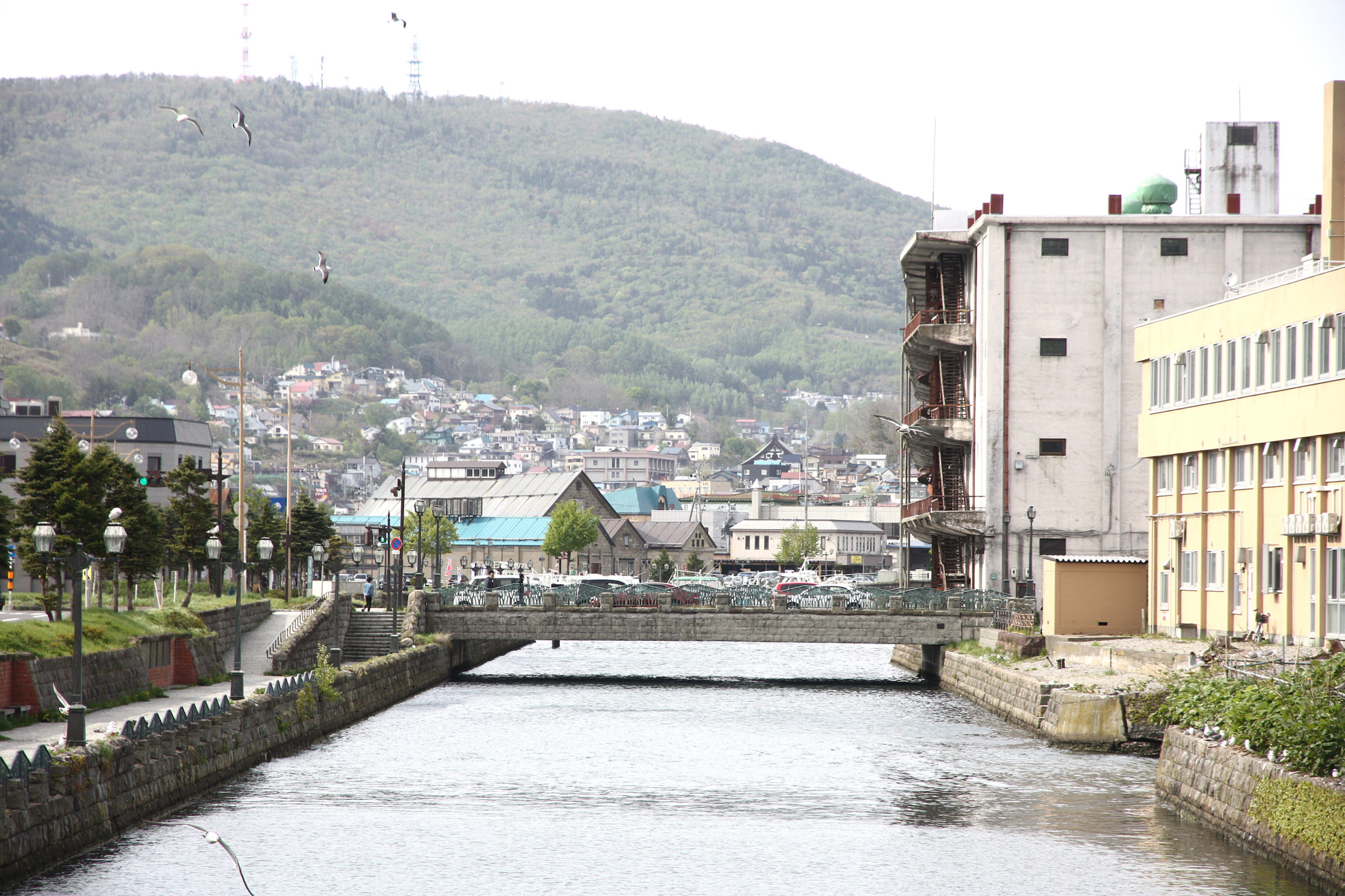 A Day in Otaru (Photos)