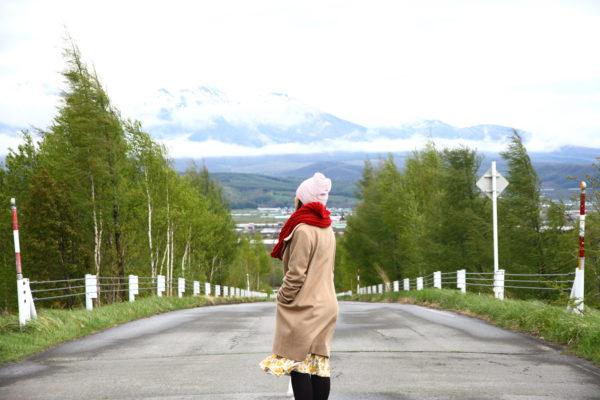 Panorama Road 14 / Furano