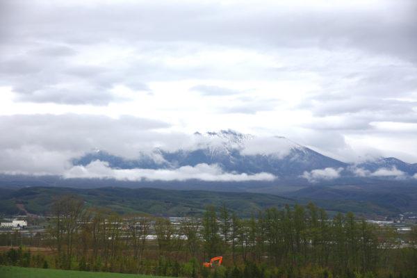 Panorama Road 18 / Furano