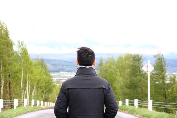 Panorama Road 9 / Furano