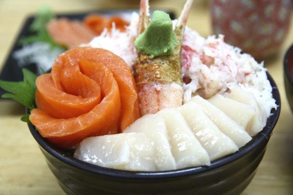 Sankaku Fish Market 4 / Otaru