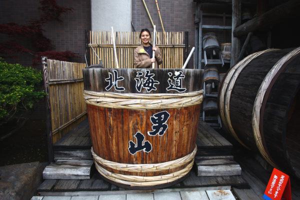 Otokoyama Sake Museum & Brewery 11 / Asahikawa