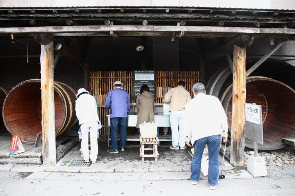 Otokoyama Sake Museum & Brewery 13 / Asahikawa