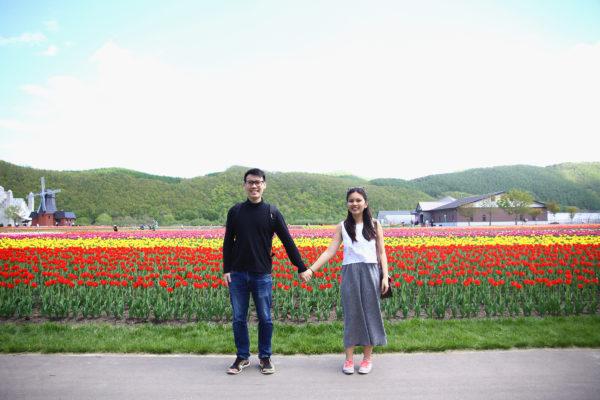 Kamiyubetsu Tulip Park 30 / Yubetsu