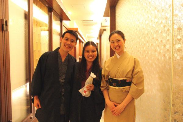 Kozantei Ubunya Fuji Proposal 105