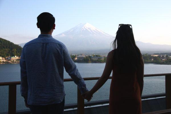 Kozantei Ubunya Fuji Proposal 15