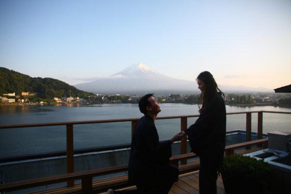 Kozantei Ubunya Fuji Proposal 43