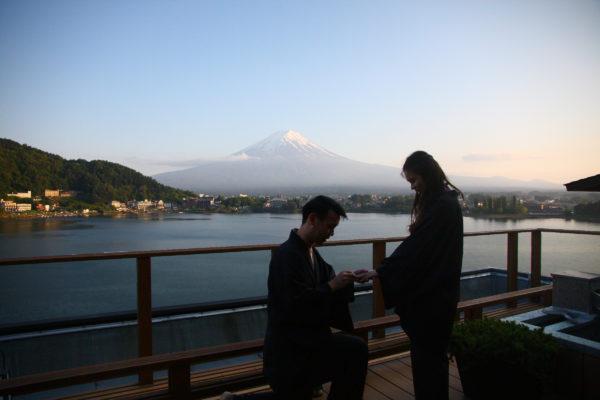 Kozantei Ubunya Fuji Proposal 52