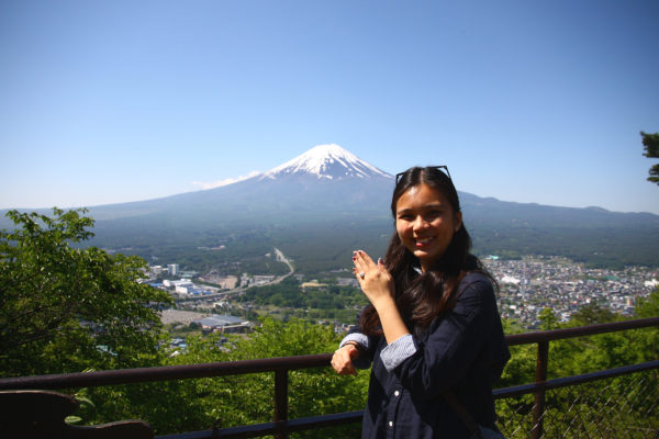 Mt Kachi Kachi Fuji 9