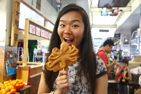 Seogwipo Olle Market 3 / Jeju